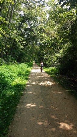 Elroy, WI: Bike Trail