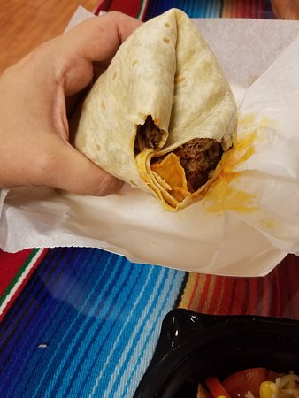 Yardley, PA: Burrito