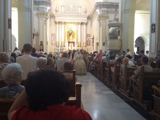 Parroquia De San Vicente Ferrer