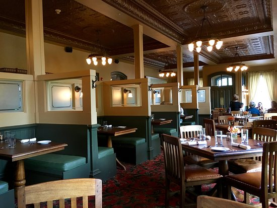 Fort Benton, MT : Dining Room - Union Frille
