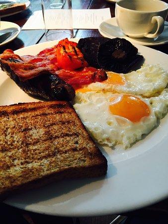Meriden, UK: Breakfast
