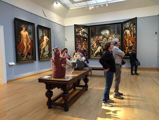 The museum interior - Picture of Frans Hals Museum, Haarlem ...