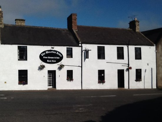 Chirnside, UK: Waterloo Arms