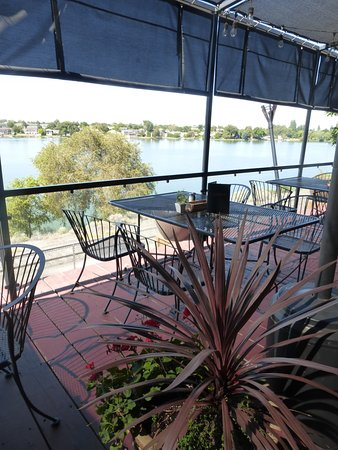 Moses Lake, WA: Outdoor terrace