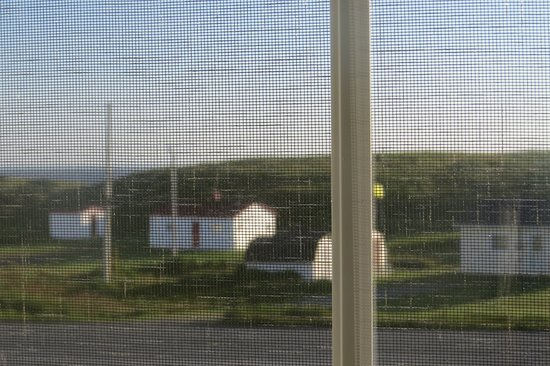 St. Bride's, Canadá: Ocean-view from window