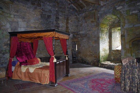 Leyburn, UK: the haunted bed?