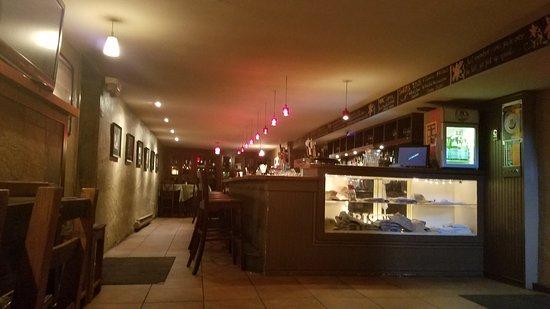 Hammondsport, NY: Downstairs