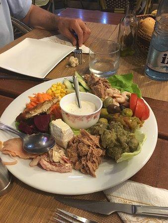 Algiers Province, Αλγερία: Savoureux et copieux dîner au QG steak house la semaine dernière,je recommande mille fois !