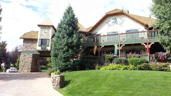 Wasatch Mountains: The Blue Boar Inn, Bed and Breakfast, Wasatch Mtn, Midway, UT