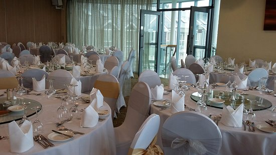 Glasson Golf & Country Club : Main function room