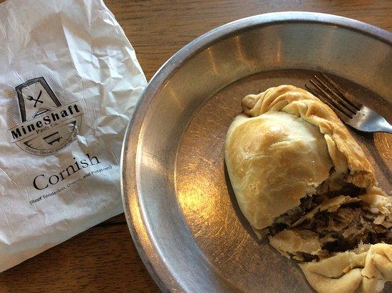 Hamilton, MT: Classic pasty