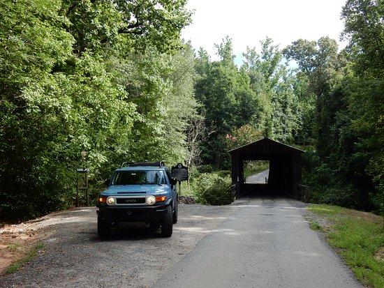 Watkinsville, GA: photo op spot