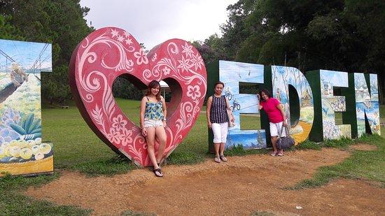 Davao City, Filipina: Eden Park