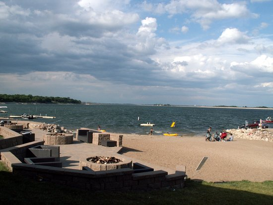 Devils Lake Nd >> Lake Picture Of Woodland Resort Devils Lake Tripadvisor