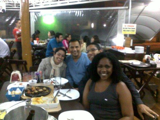 Sumare, SP: Happy hour com amigos!