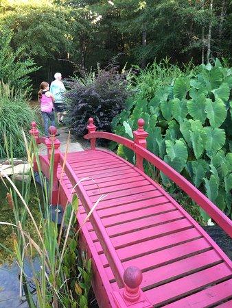 Dothan, AL: Asian Garden Bridge