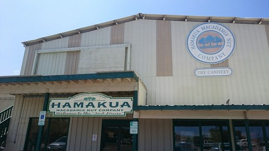 ‪‪Kawaihae‬, هاواي: Hamakua Macadamia Nut Co‬