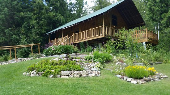 Lumby, Canada: Our cabin (Cougar cabin)