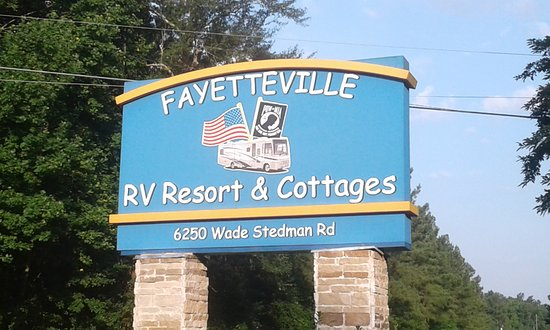 Imagen de Fayetteville RV Resort & Cottages