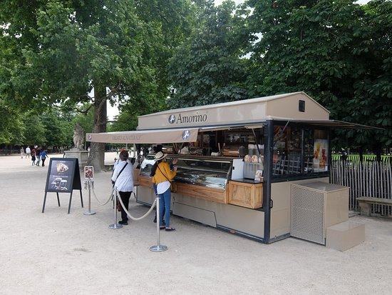 Amorino, Paris - Place De La Concorde, Louvre/Palais Royal ...