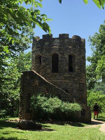 Winterset, IA: The Clark Tower