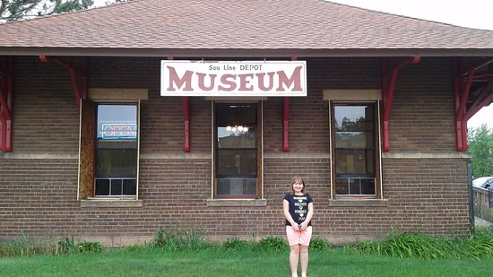 Crosby, MN: Welcome to the museum