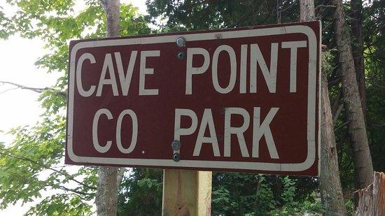 Sturgeon Bay, WI: Cave Point