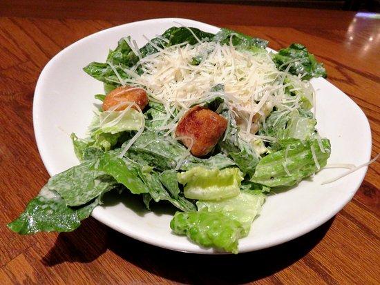 Аркадия, Калифорния: Caesar Salad at Outback Steakhouse Arcadia, CA (25/Jul/16).