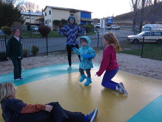 Jindabyne, Australia: Highlight for the kids!