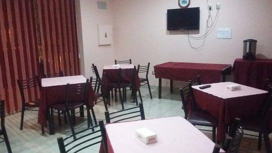 Crespo, อาร์เจนตินา: Lugar común, comedor
