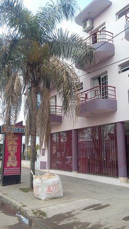 Crespo, อาร์เจนตินา: Vista del Hotel