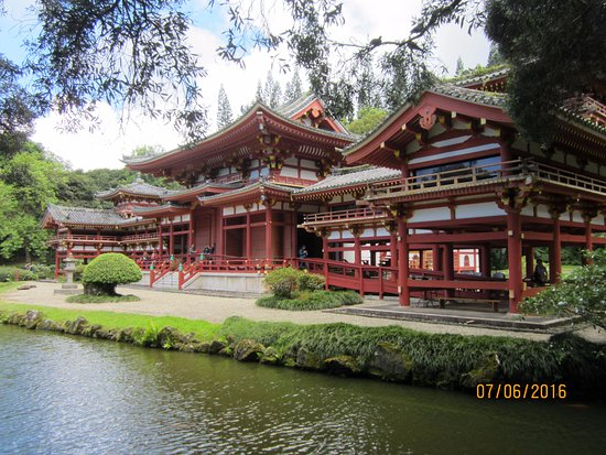 Kaneohe, Гавайи: Temple