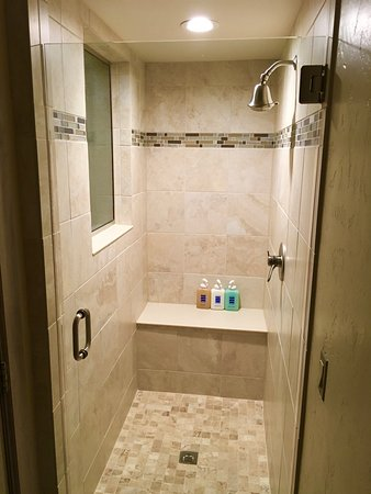 Beaver Creek, CO : Master bathroom showers - new