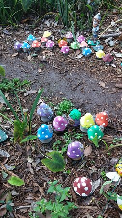 Maleny, Avustralya: Fairy garden
