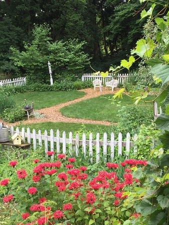 Apple Tree Lane Bed & Breakfast: Garden