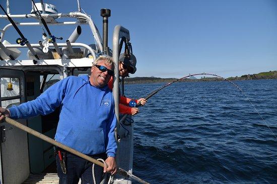 Kodiak, AK: Here comes the big one