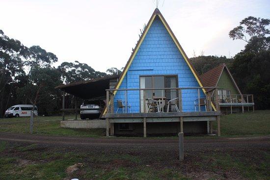 Bicheno, Australia: 'Suncoast' cabin