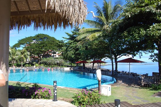 Arue, Franska Polynesien: Pool