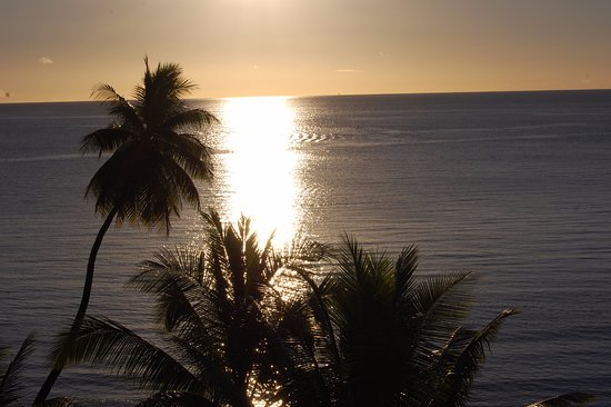 Arue, Polinesia Francesa: Sunset