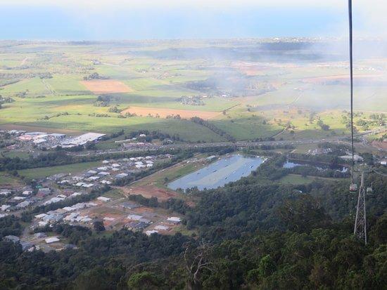 Smithfield, Australia: View of coast near Cairns