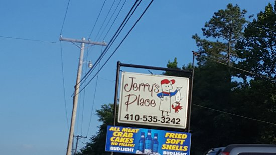 Jerry's Place, Prince Frederick, MD
