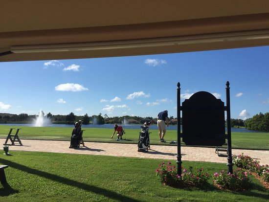 Estero, Flórida: Die Driving Range