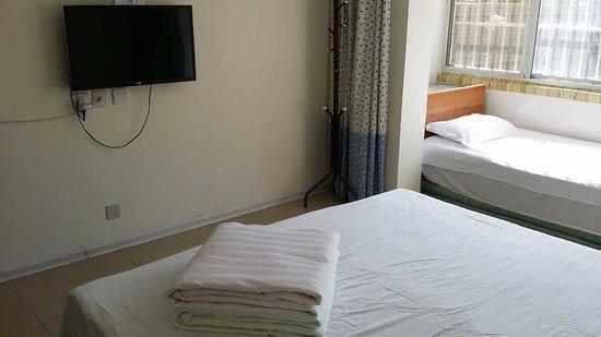 Weihai, Chine : 旅馆房间