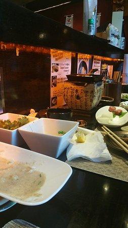 Torrance, Kalifornien: Torihei Yakitori Robata Dining