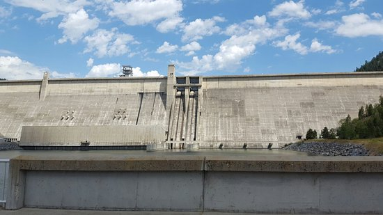 Libby Dam Visitor Center: 20160722_125754_large.jpg