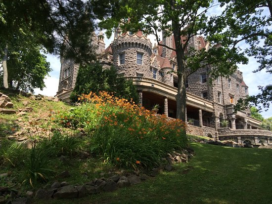 Boldt Castle and Yacht House: photo1.jpg