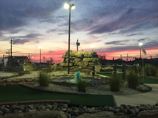 Wildwood Mini Golf