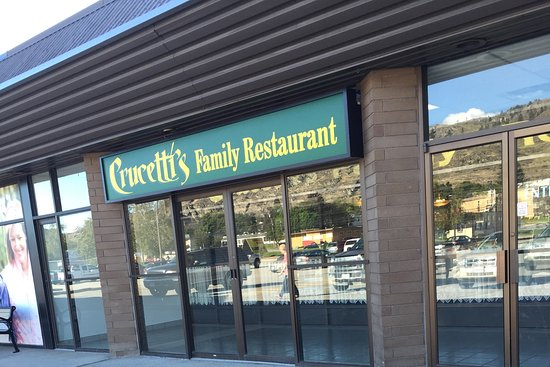 Crucetti's Restaurant: In a shopping mall area.