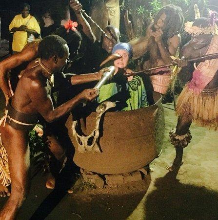 Mele, วานูอาตู: in the pot..