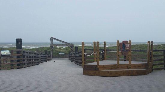 Padre Island National Seashore: 20160726_163353_large.jpg
